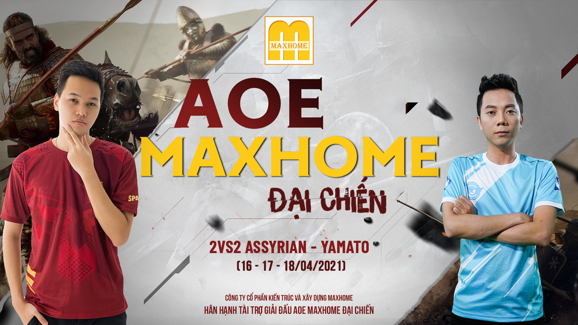 MaxHome AOE ĐẠI CHIẾN