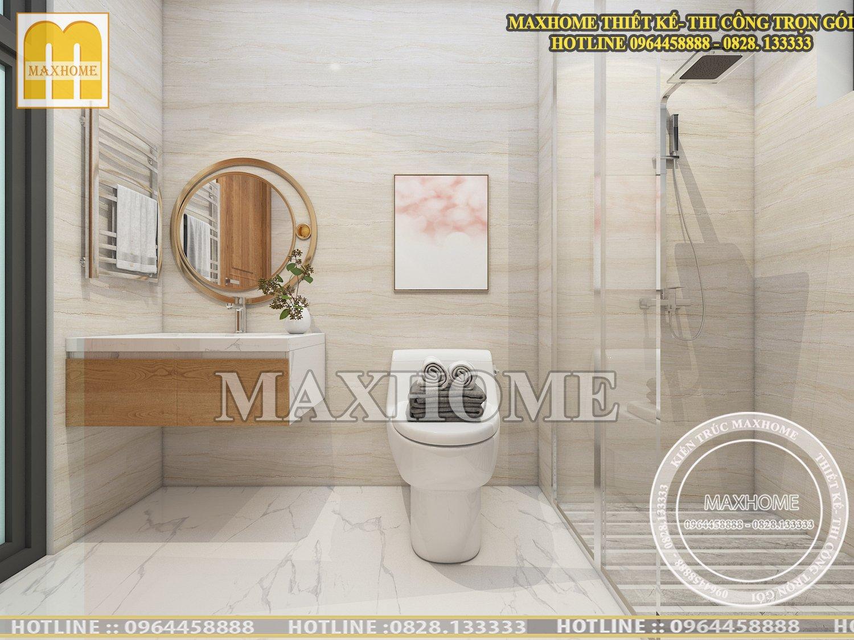 Cách chọn gạch phòng tắm cho nhà mái Thái ở nông thôn Cách chọn gạch phòng  tắm cho nhà mái Thái ở nông thôn