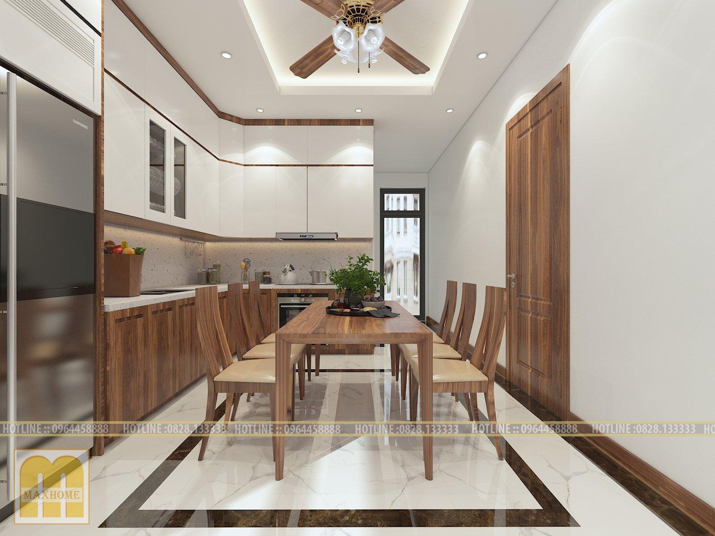 Phòng bếp MAXHOME