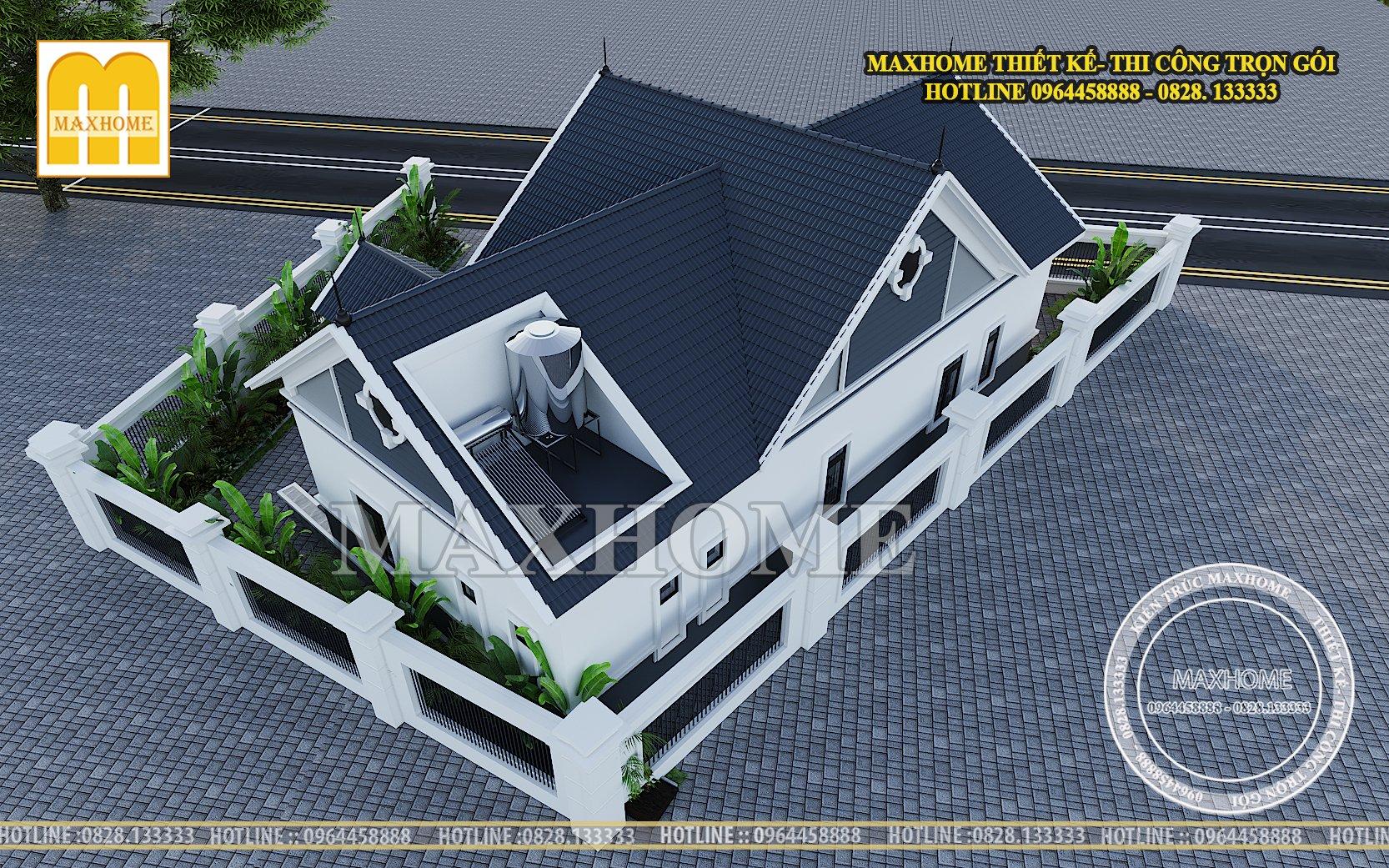 Nhà mái Thái MAXHOME